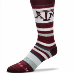 Other - NWT: Texas A&M FBF Originals Stripped Socks M